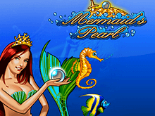Играть онлайн в Mermaid's Pearl