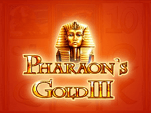 В автомат Pharaohs Gold III играть онлайн