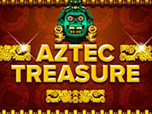 Слот Aztec Treasure бесплатно