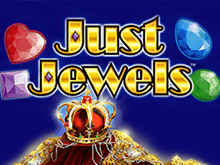 Иг8рать в автомат Just Jewels онлайн