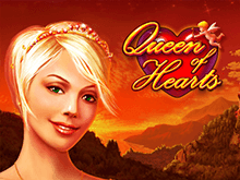 Автомат Queen of Hearts - играть онлайн