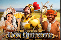 Онлайн автомат The Riches Of Don Quixote